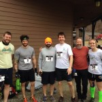salt shaker group photo at marathon