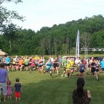 Summer Solstice 5 mile trail run