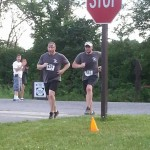 VIDEO: Running with the Salt Shakers 1