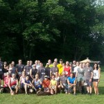 salt shaker group photo at kitatinny