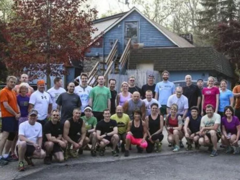 Salt Shakers runners group enlist for Highlands Challenge